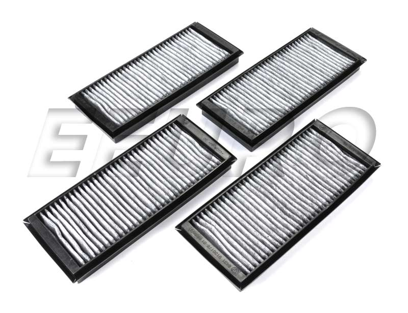 Cabin Air Filter Set (Activated Charcoal) 64319159606 Main Image