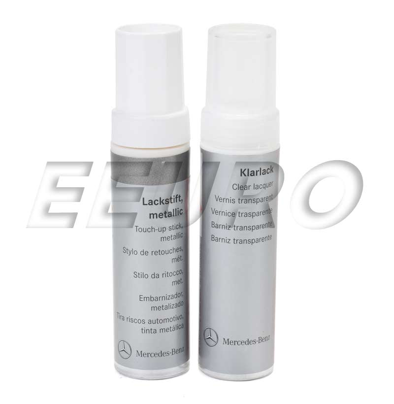 00098623509792 genuine mercedes touch up paint code for Mercedes benz touch up paint