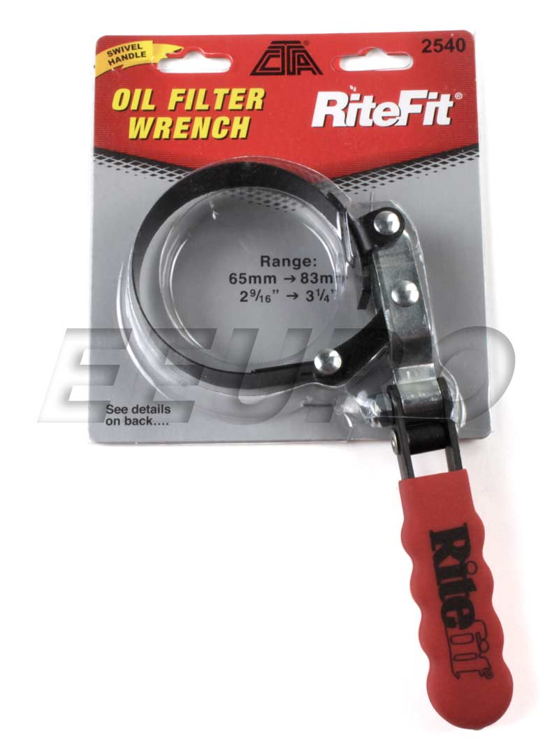 Engine Oil Filter Wrench  65mm - 83mm  - Cta 2540