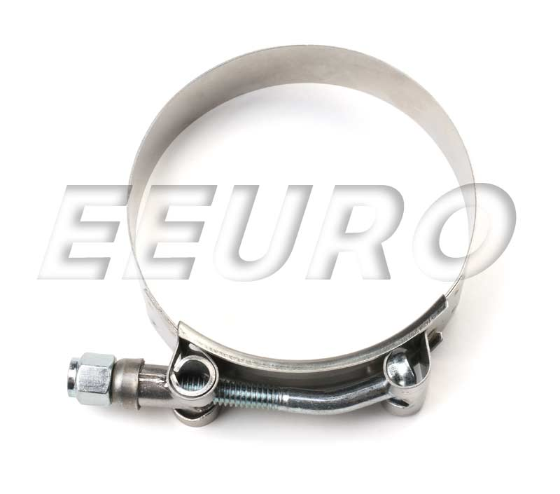 Hose clamp t bolt mm stainless do k