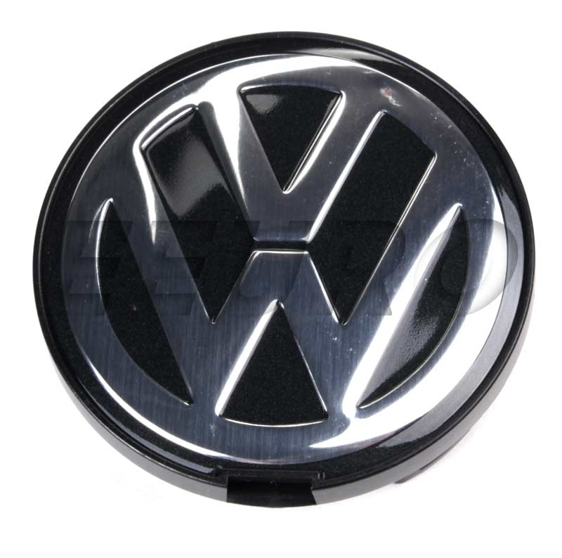 7D0601165BXF - Genuine VW - Wheel Center Cap - Free Shipping Available