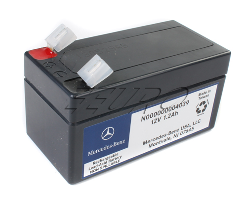 000000004039 genuine mercedes auxiliary battery free