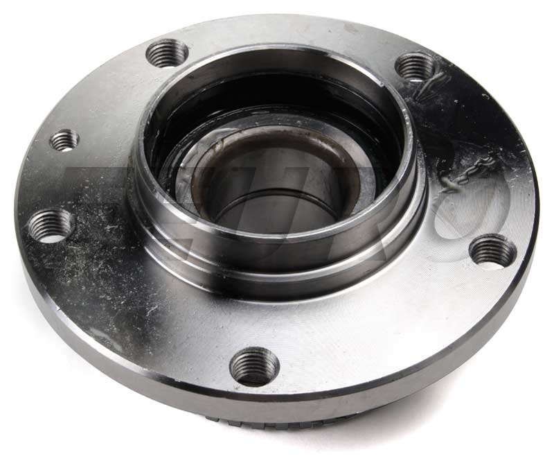 Wheel Bearing and Hub Assembly - Front - Febi 04043 BMW 31211129386 04043