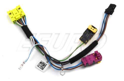 12766215 genuine saab air bag wiring harness fast shipping rh eeuroparts com  bmw airbag wiring harness