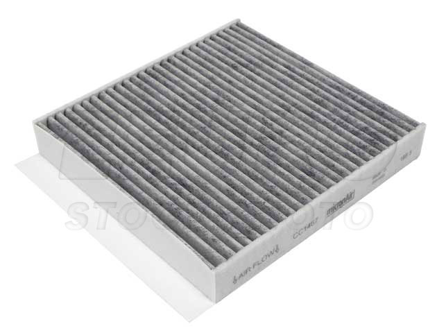 Cabin Air Filter (Activated Charcoal) - Micronair 80004651 BMW 64319175484 80004651