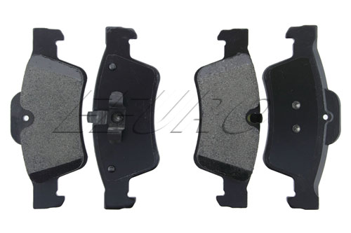 Disc Brake Pad Set - Rear 451122EM Main Image