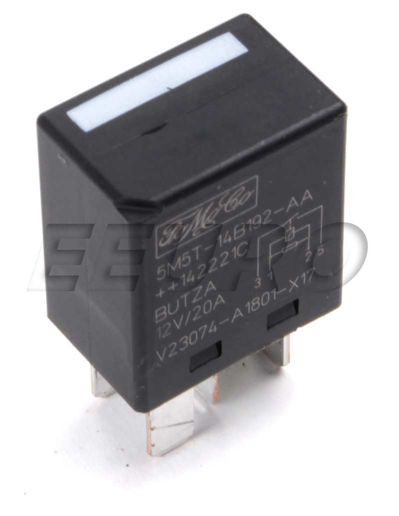 Genuine Volvo Relay  Free Shipping Available - Relay vehicle selection