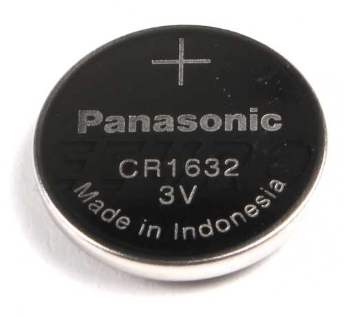 saab remote battery panasonic cr1632 free shipping. Black Bedroom Furniture Sets. Home Design Ideas