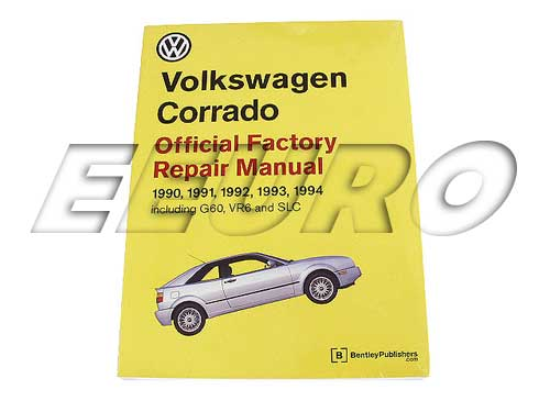volkswagen repair manual corrado a2 bentley vc94 free rh eeuroparts com 92 VW Jetta GL 92 VW Jetta GL