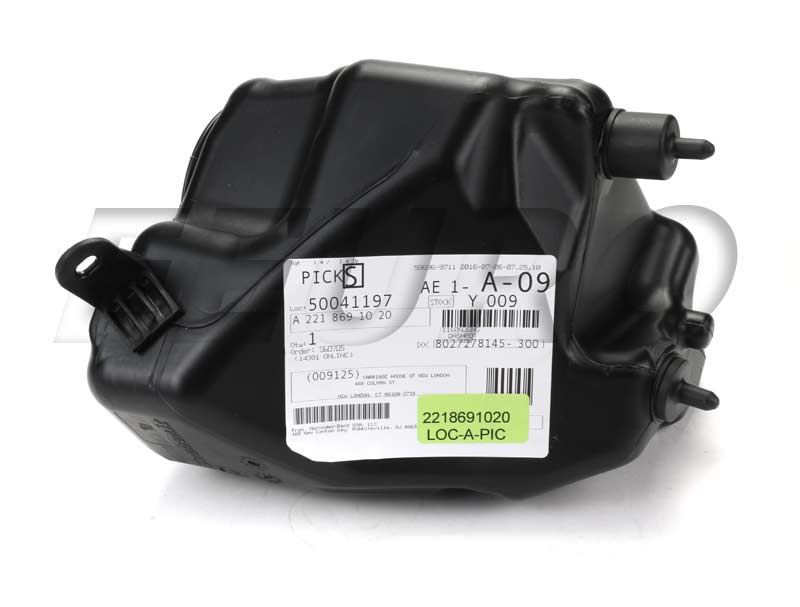 2218691020 Genuine Mercedes Windshield Washer Reservoir Free Shipping Available