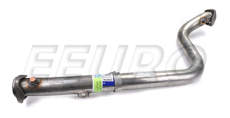 Exhaust Pipe - Genuine Volvo 9146796 9146796