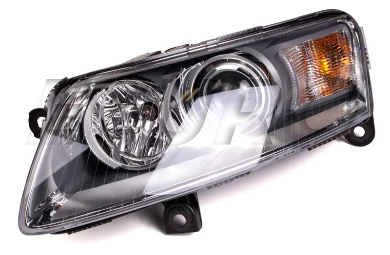 Headlight Assembly - Driver Side (Xenon) - Hella 009701151 Audi 4F0941029EK