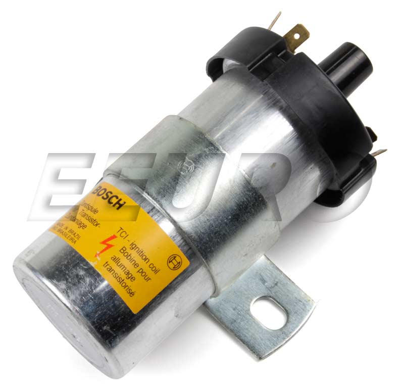 Ignition Coil - Bosch 0221122334 Volvo 9438228