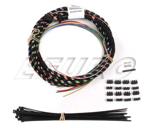 32025635 genuine saab trailer harness wiring kit fast shipping rh eeuroparts com