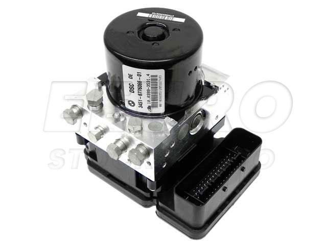 DSC Hydraulic Unit (New) - Genuine BMW 34506777160