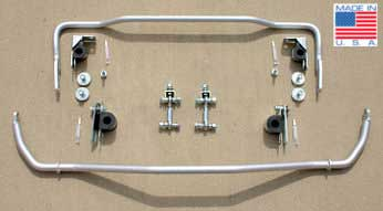Sway Bar Kit - Front and Rear SBE30M3 Main Image
