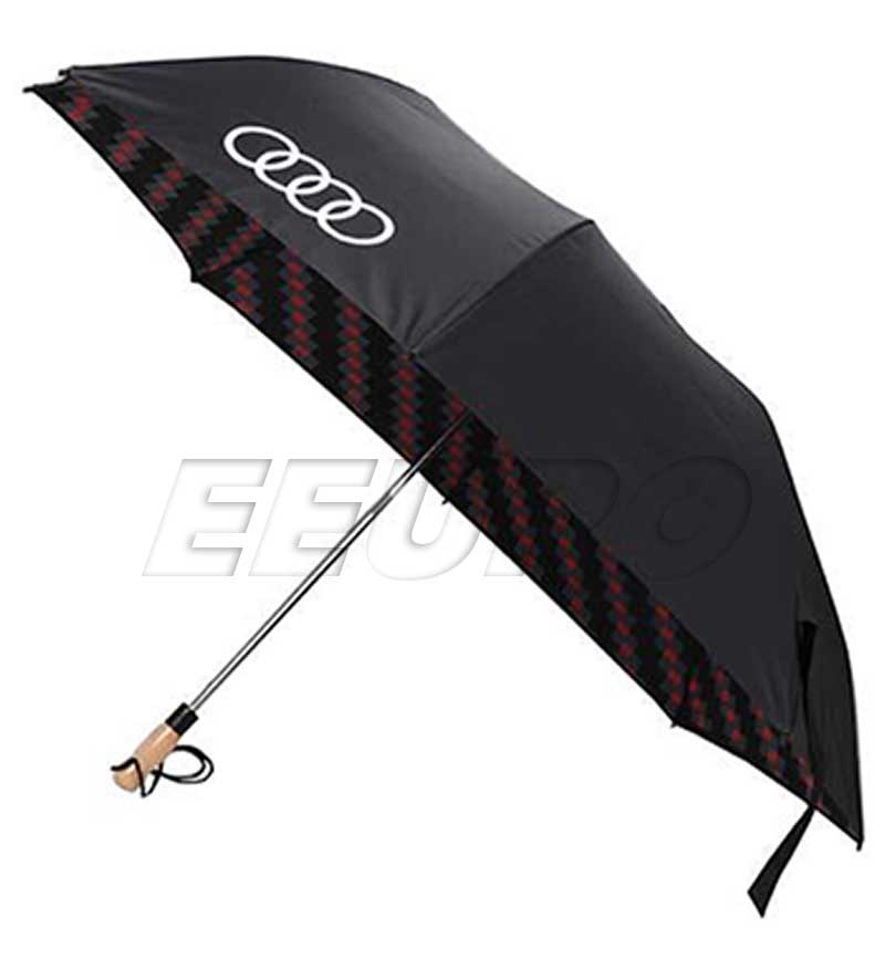 ACM Genuine Audi Umbrella Carbon Fiber Pattern Fast - Audi umbrella