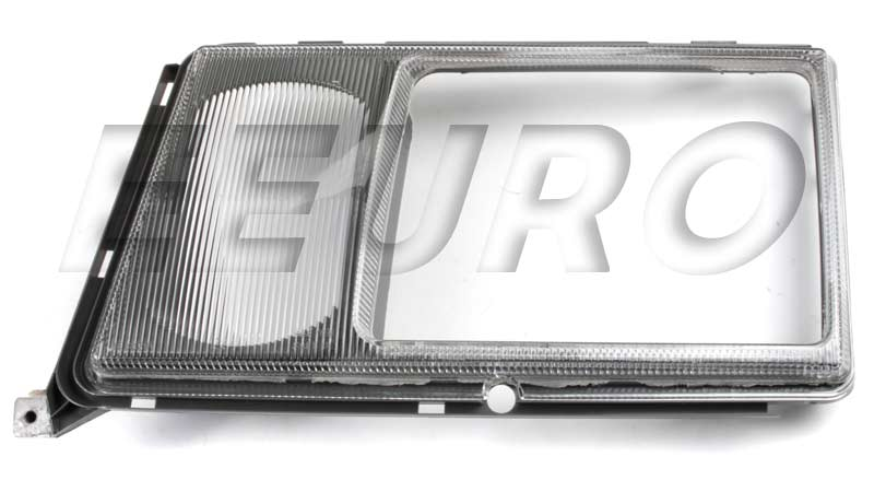 Headlight Door Bezel - Driver Side 0008260559A Main Image  sc 1 st  eEuroparts.com & 0008260559 - URO Parts - Mercedes-Benz Headlight Door Bezel - Free ...