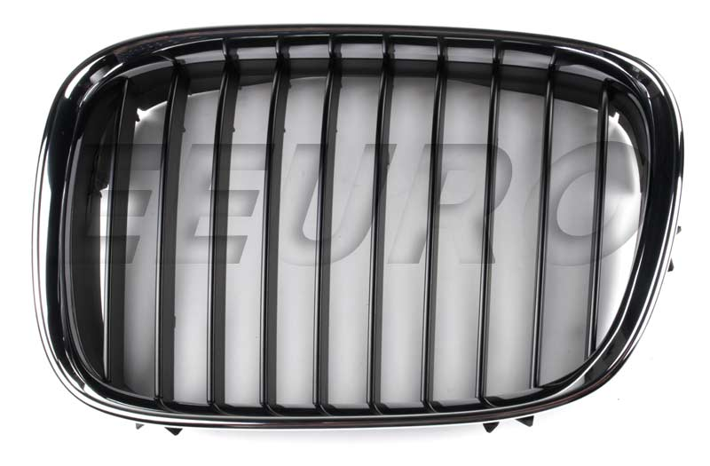 Kidney Grille - Front Driver Side (Chrome) - Genuine BMW 51138159315 51138159315