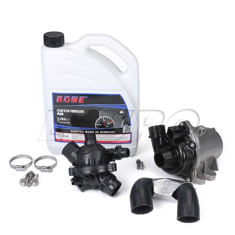 BMW Engine Water Pump And Thermostat Kit
