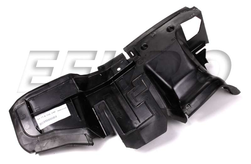 Air Duct Supports : Genuine bmw mini radiator support air duct passenger