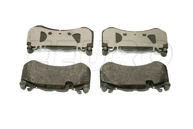 Disc Brake Pad Set - Front - Genuine Mercedes 0084201020