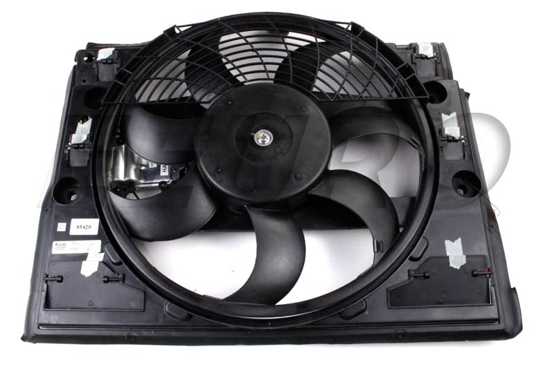 Auxiliary Cooling Fan Assembly (Pusher) 85650 Main Image