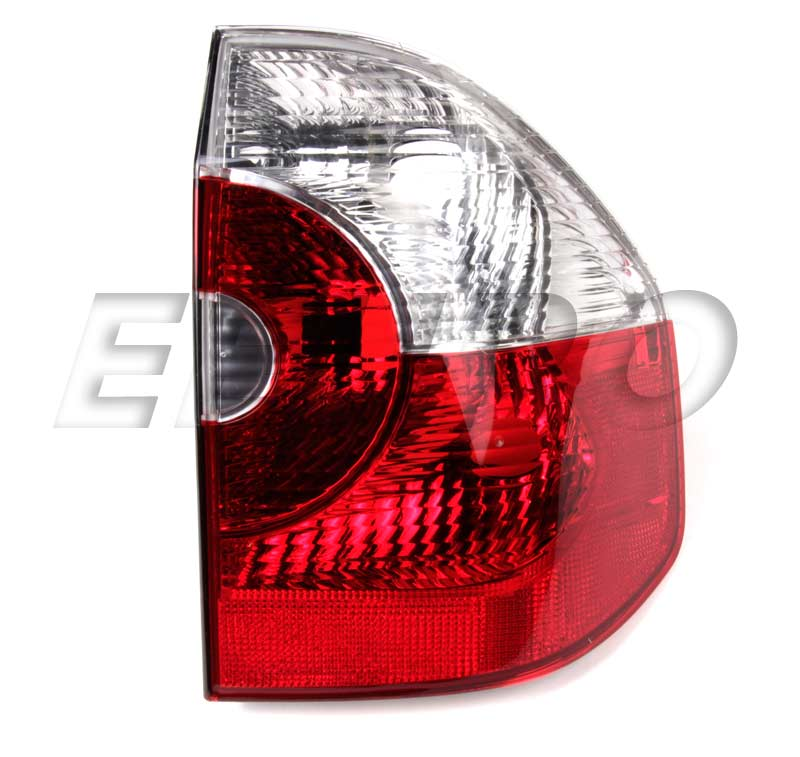 Tail Light Assembly - Passenger Side (Clear) 63213404104 Main Image