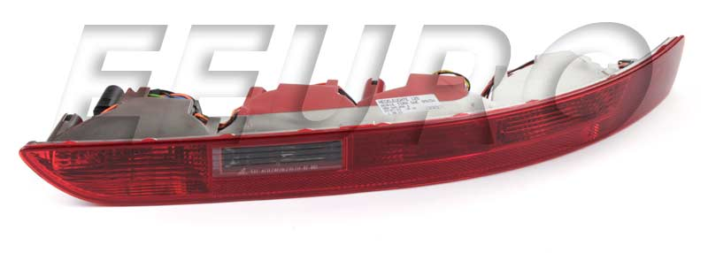 Tail Light Assembly - Passenger Side Lower 8R0945096B Main Image