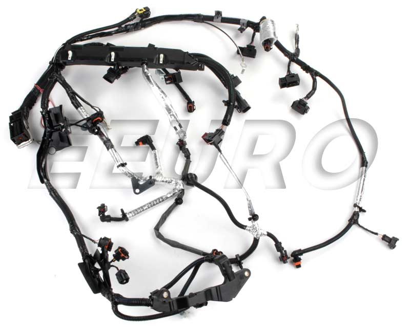 1995 Saab Engine Wiring Harness