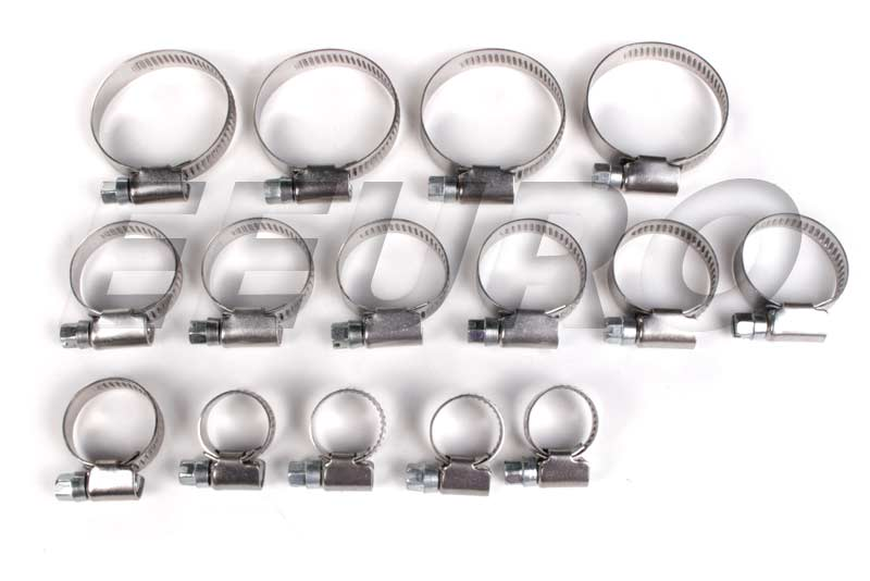Hose Clamp Kit (kit1) (Stainless) CLAMPKIT1 Main Image