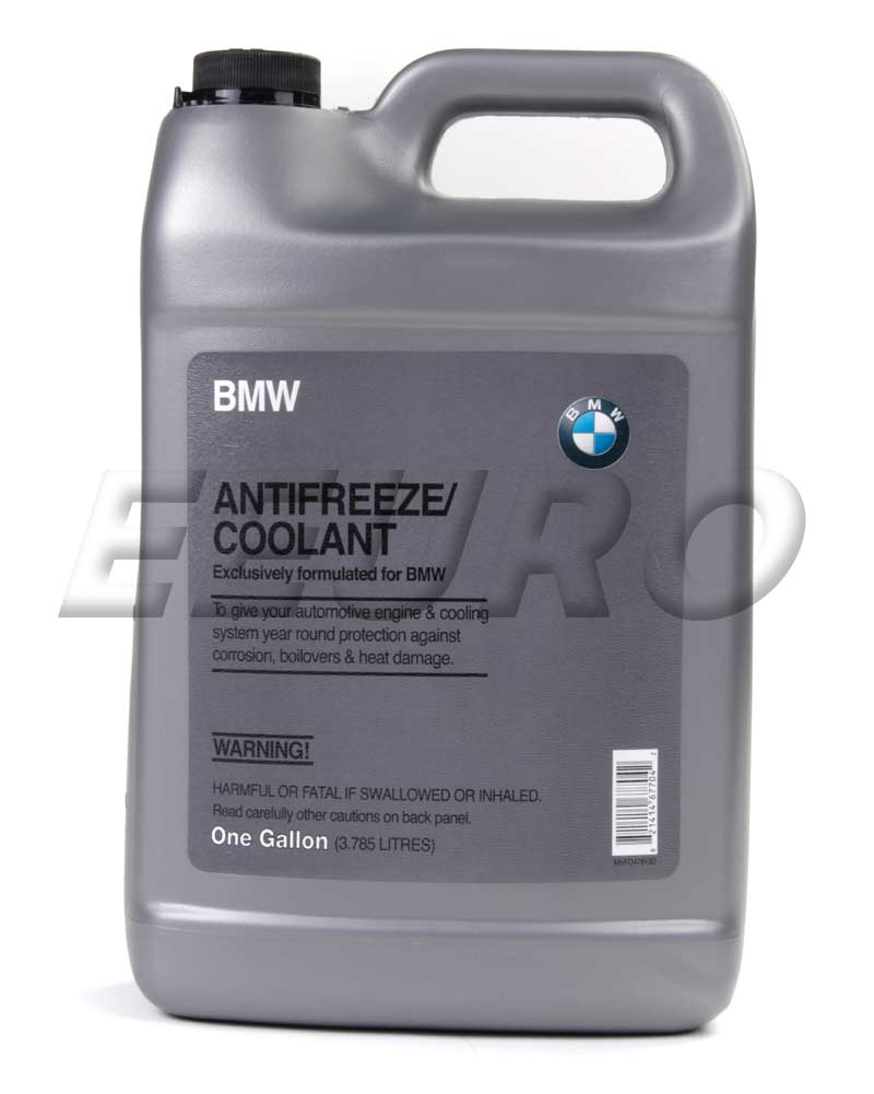 Genuine Bmw Engine Coolant Antifreeze 1
