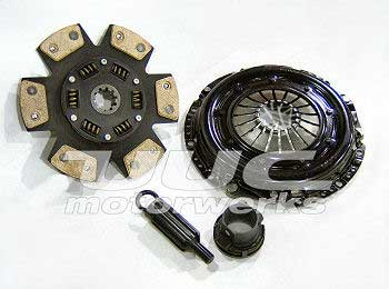Clutch Kit (Multi-Puck Ceramic) UUCE46M3OEMP Main Image