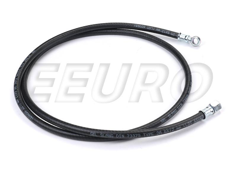 Fuel Feed Line - Genuine Volvo 1342033 1342033