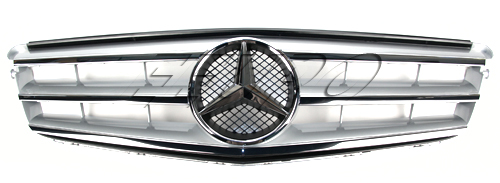 Grille - Center (Silver) 20488000239744 Main Image