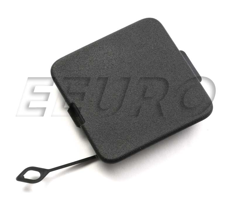 Tow Hook Cover - Front (Black) 51113416210 Main Image