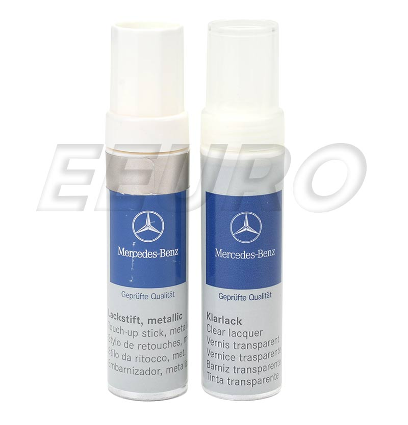 00098623509702 genuine mercedes touch up paint code for Mercedes benz touch up paint