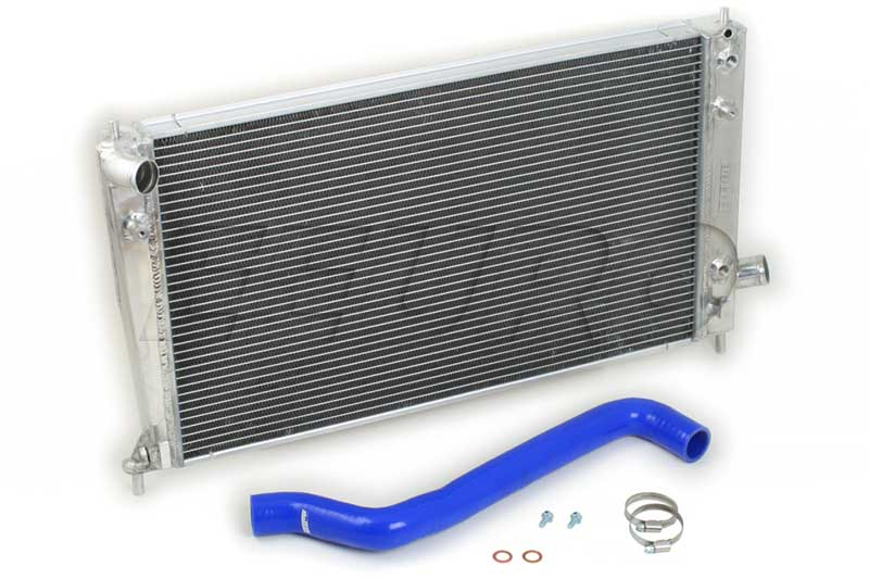Radiator Kit (w/ Upper Hose) (Performance) (Blue) - do88 WC270B SAAB WC270B