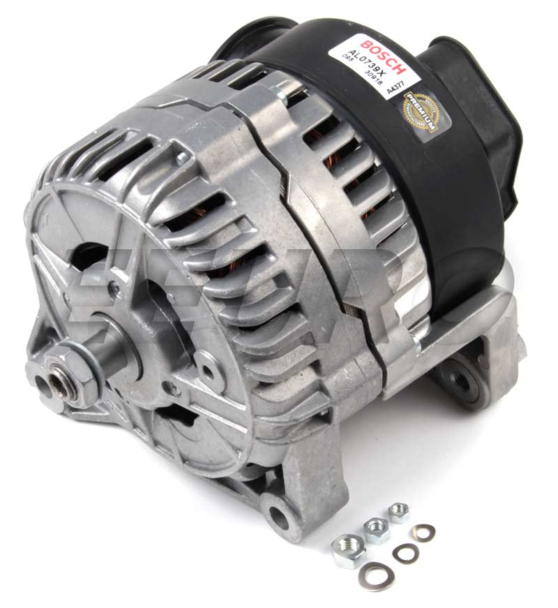Bmw Alternator 12311744567 Bosch Al0739x Eeuropartscom
