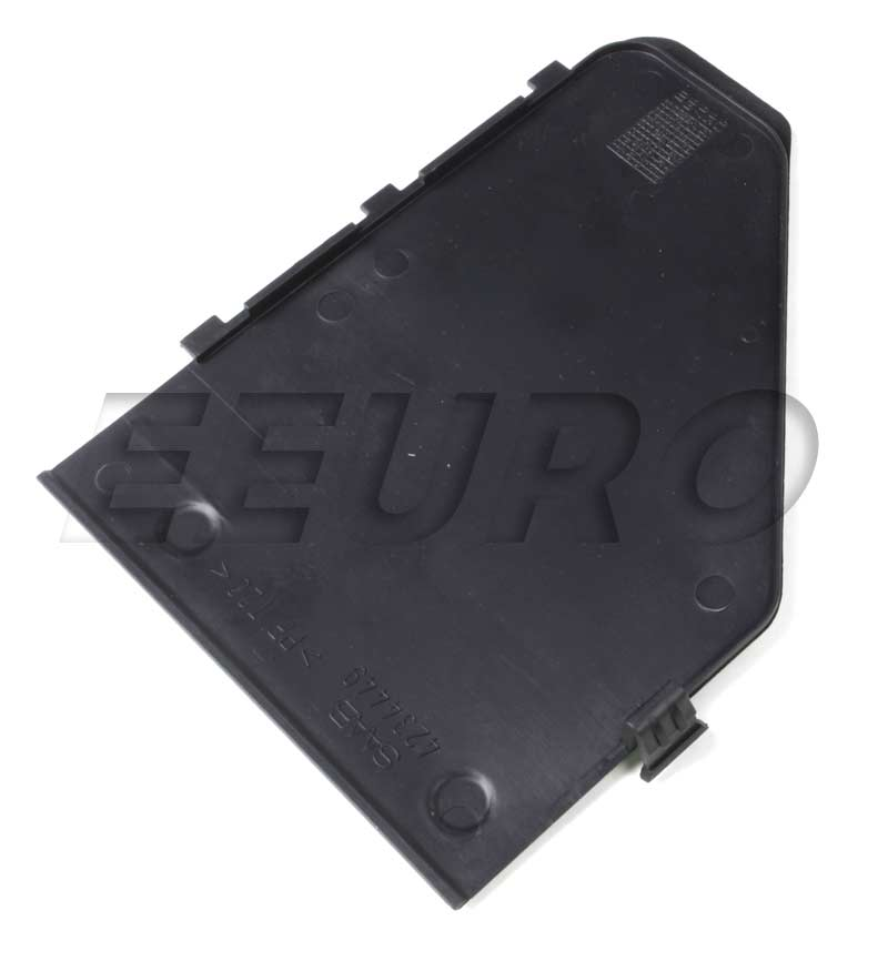 genuine saab interior fuse box cover black 4471678. Black Bedroom Furniture Sets. Home Design Ideas