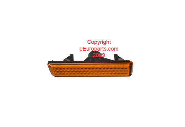 Side Marker Light - Driver Side (Yellow) 63138360215 Main Image