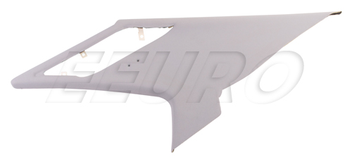 C Pillar Cover - Passenger Side (Light Gray) 51438255970 Main Image