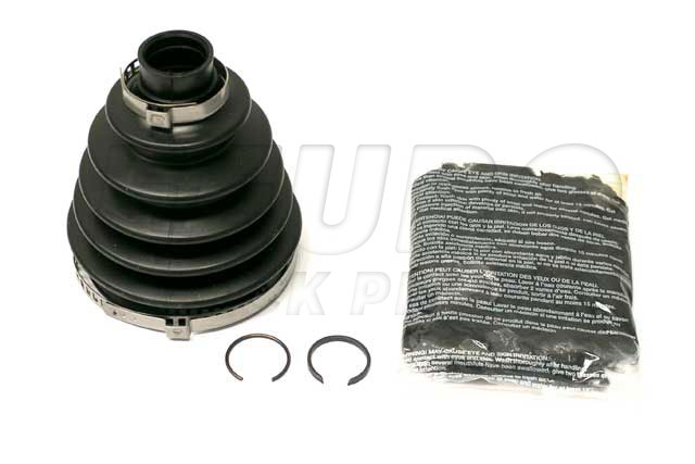 CV Joint Boot Kit - Front Outer (w/ Auto Trans) - EMPI 862389H BMW 31607560384 862389H