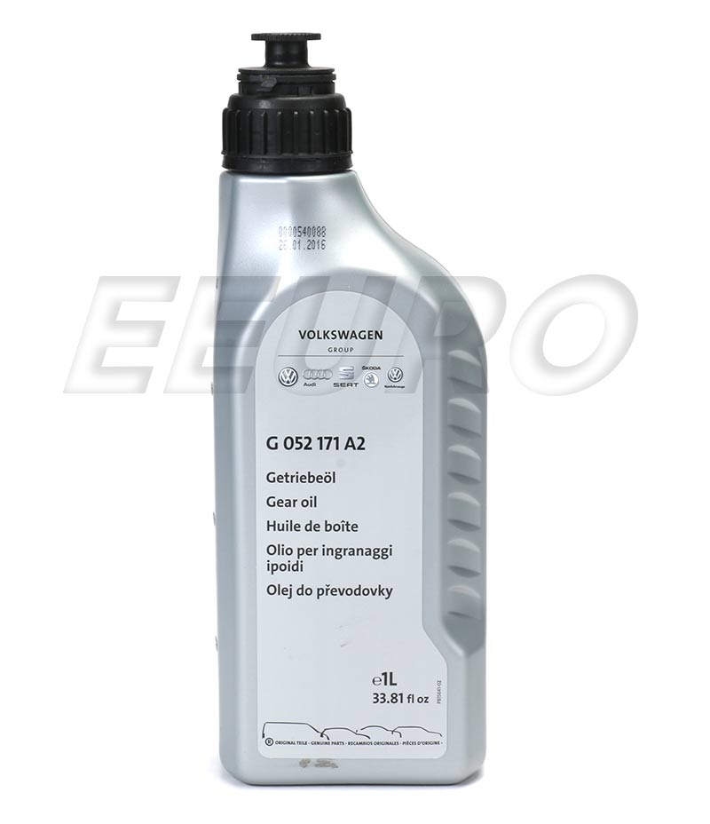 G052171a2 Genuine Vw Manual Trans Fluid Gear Oil