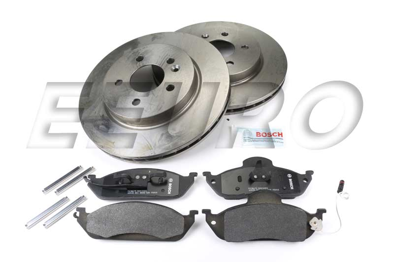 Mercedes Disc Brake Kit - Front (303mm) - eEuroparts.com Kit