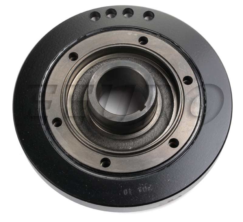Vibration Damper (Crank Pulley) 30585298 Main Image