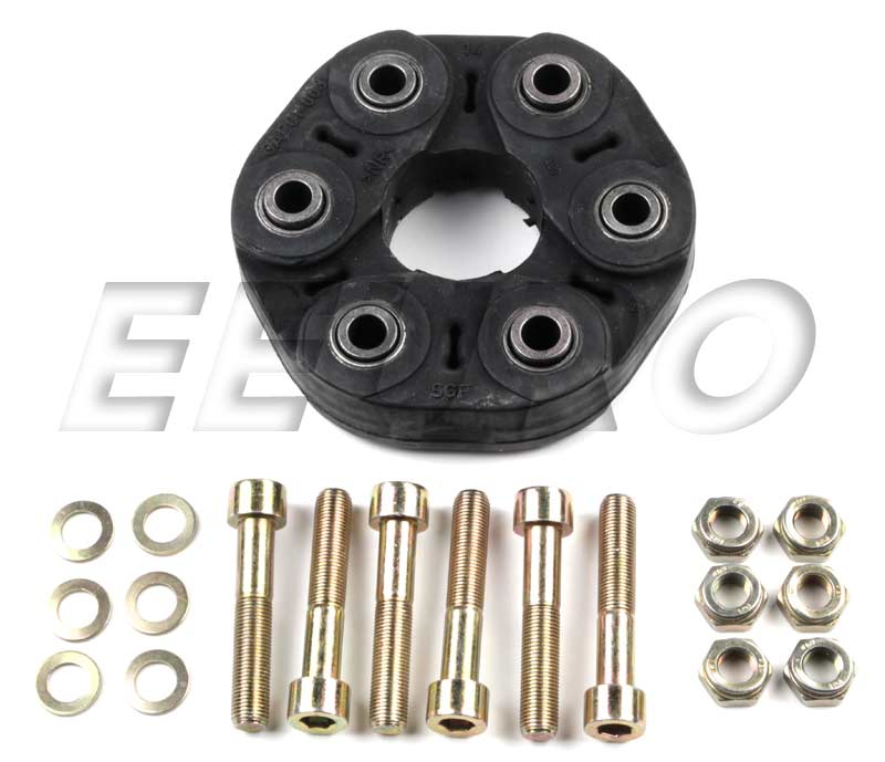 Mercedes benz drive shaft flex disc kit febi 21189 for Flex disk mercedes benz