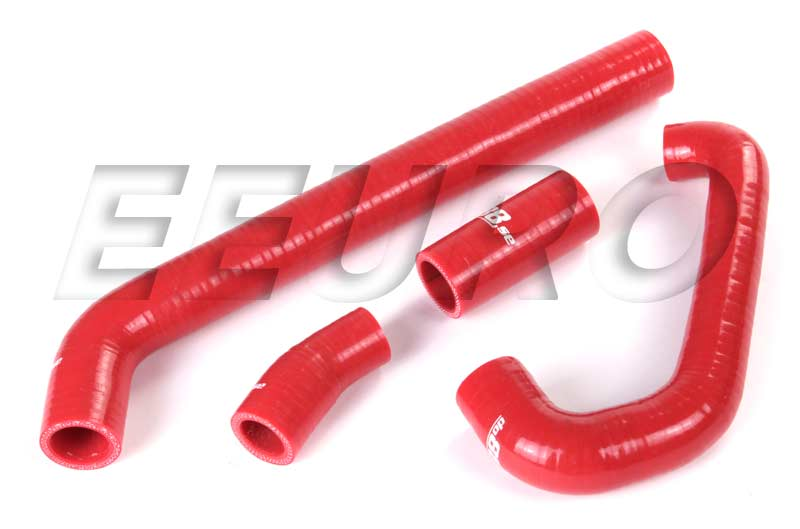 Idle Control Valve Hose Kit (Silicone) (Red) DO88KIT29R Main Image
