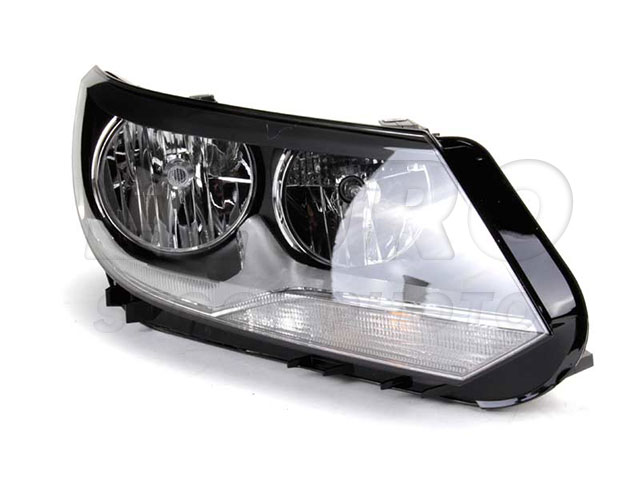 Headlight Assembly - Passenger Side (Halogen) 5N0941006C Main Image
