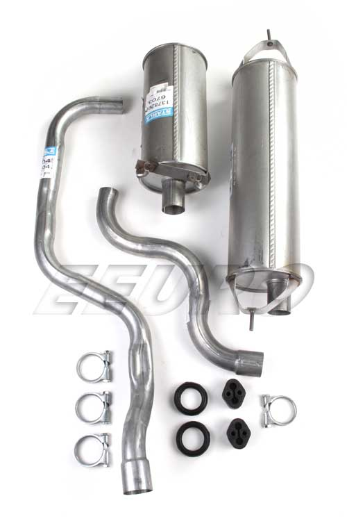 Exhaust System Kit 102K10057 Main Image
